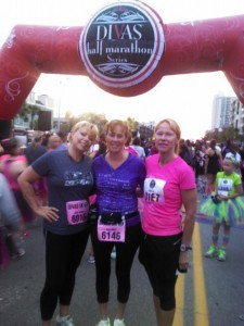 Diva Race with Mary and Tammy
